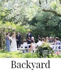 Backyard Weddings in Kansas City