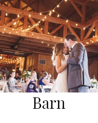 Barn Weddings in Kansas City