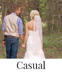 Casual Weddings in Kansas City