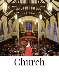 Church Weddings in Kansas City