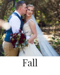 Fall Weddings in Kansas City