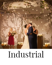 Industrial Venues for Kansas City Weddings