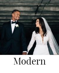 Modern Kansas City Weddings