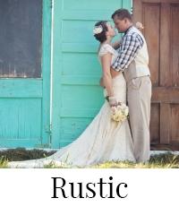 Rustic Kansas City Weddings