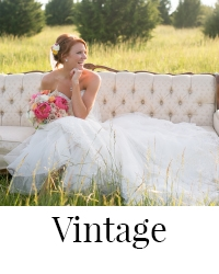 Vintage Weddings in Kansas City