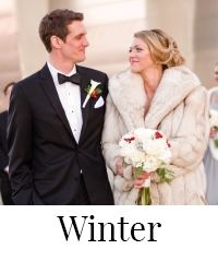 Winter Weddings in Kansas City