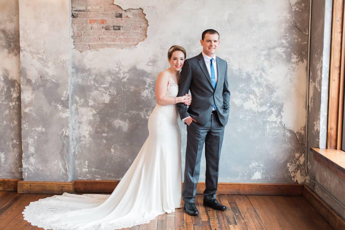Bride and Groom Portrait Photography Kansas and Missouri