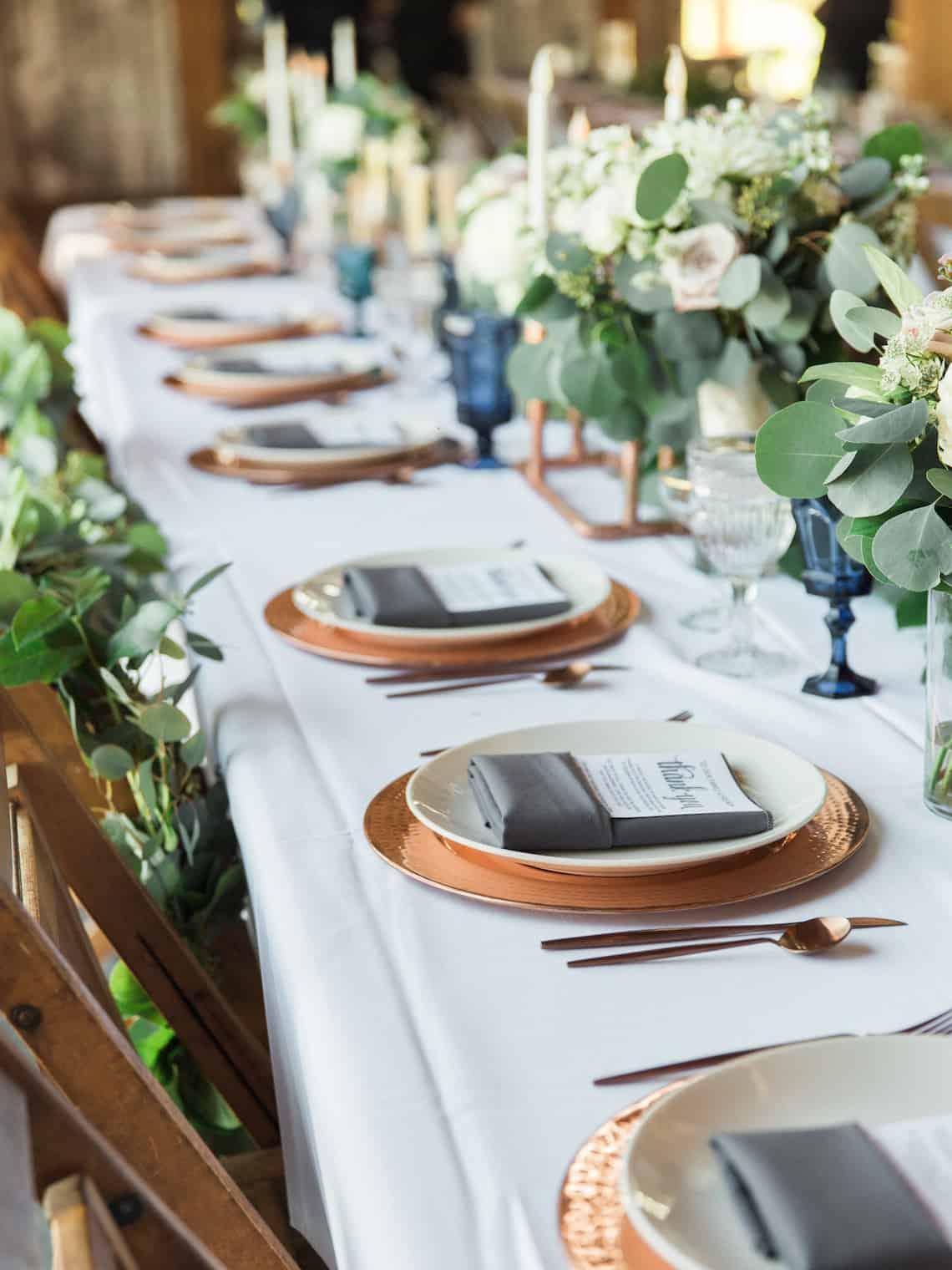 Elegant Rustic Wedding Decor