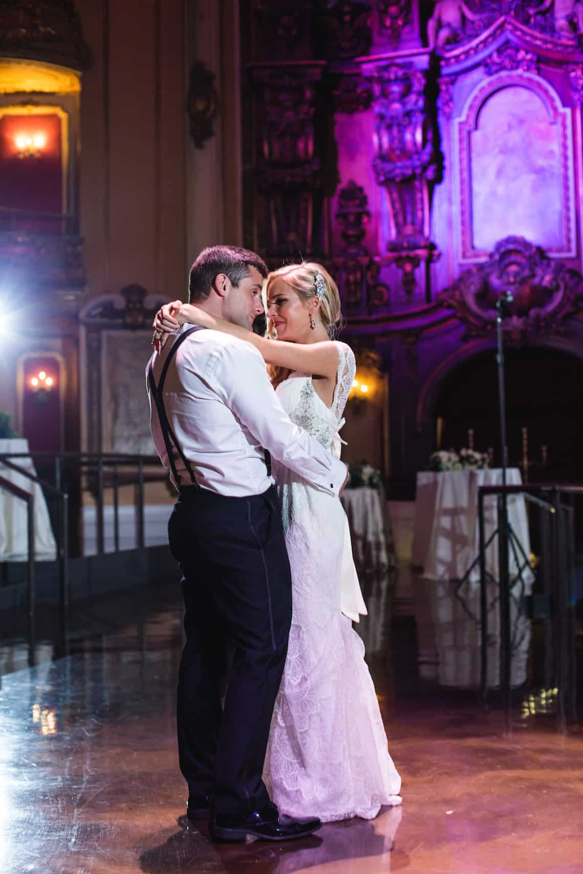 First Dance Special Lighting