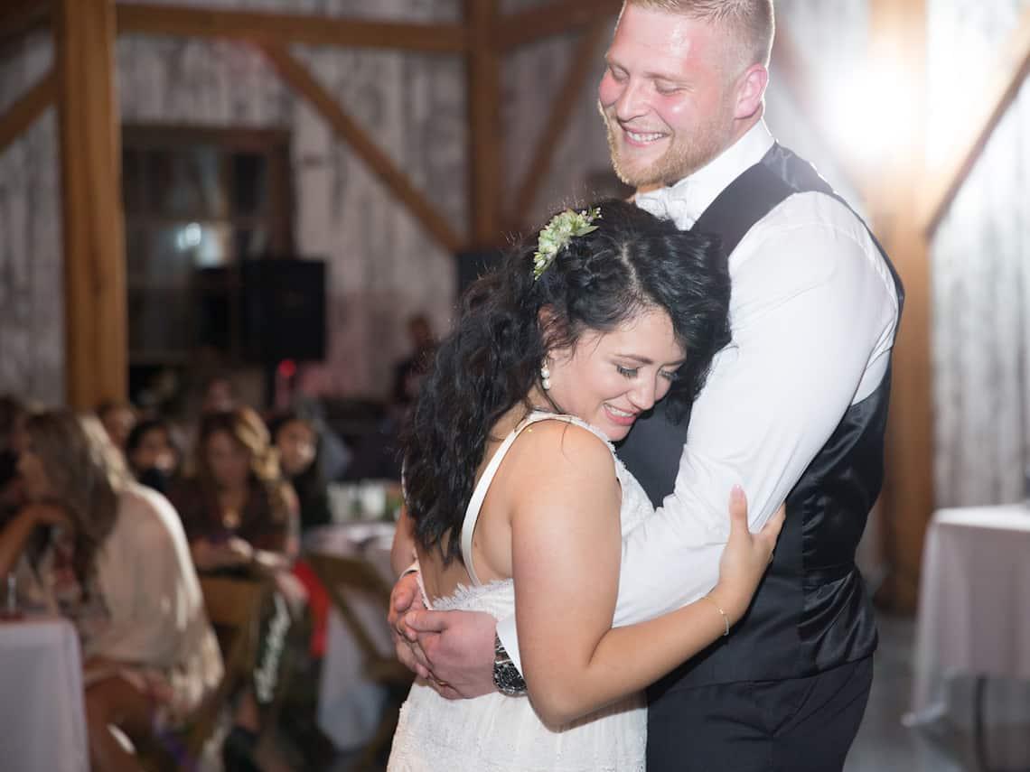 First Dance Kansas City Barn Venue