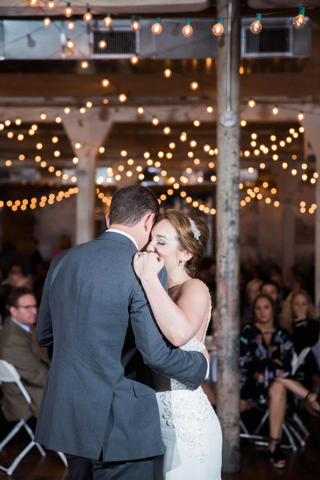 First Dance at Kansas City Wedding at The Bride & The Bauer
