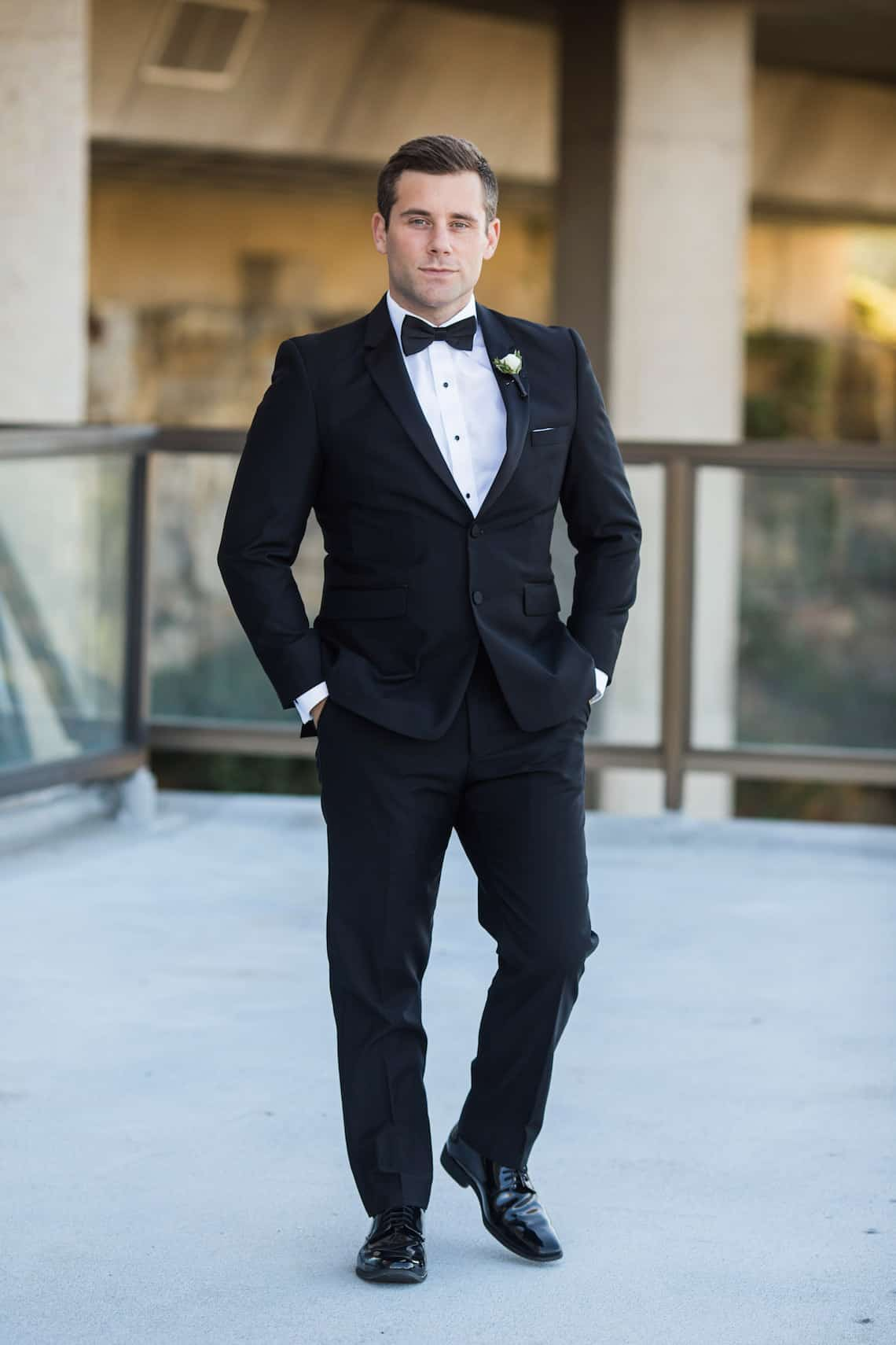 Formal Groom Attire