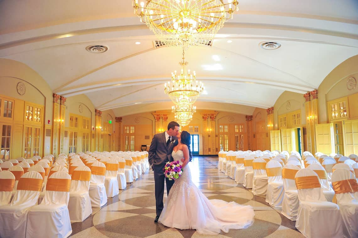 Hilton President Kansas City Wedding