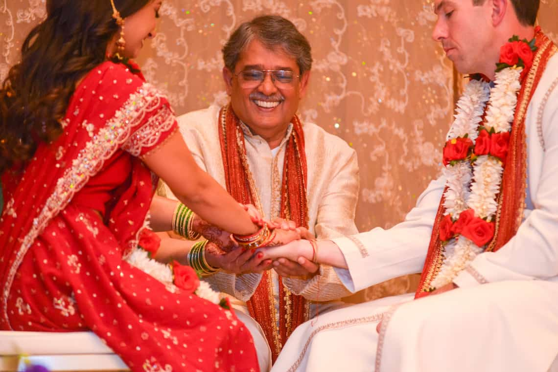 Hindu Wedding Ceremony Kansas City