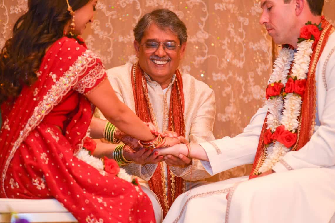 Hindu Wedding Ceremony Kansas City