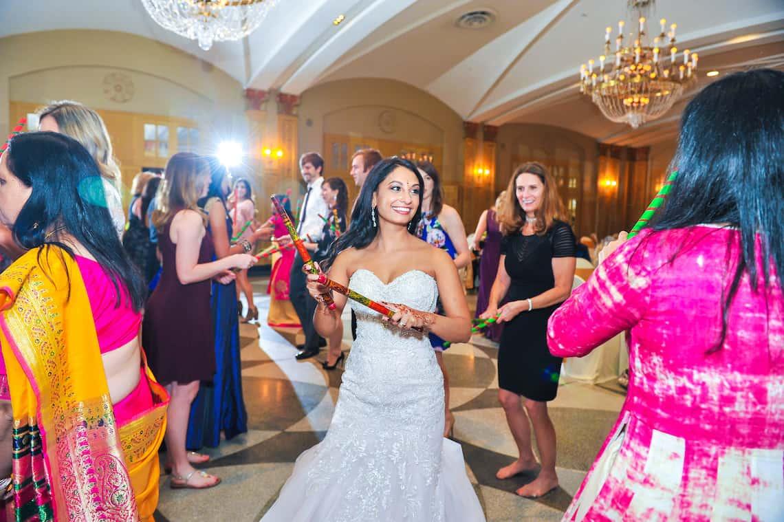 Hindu Wedding Celebration Hilton President