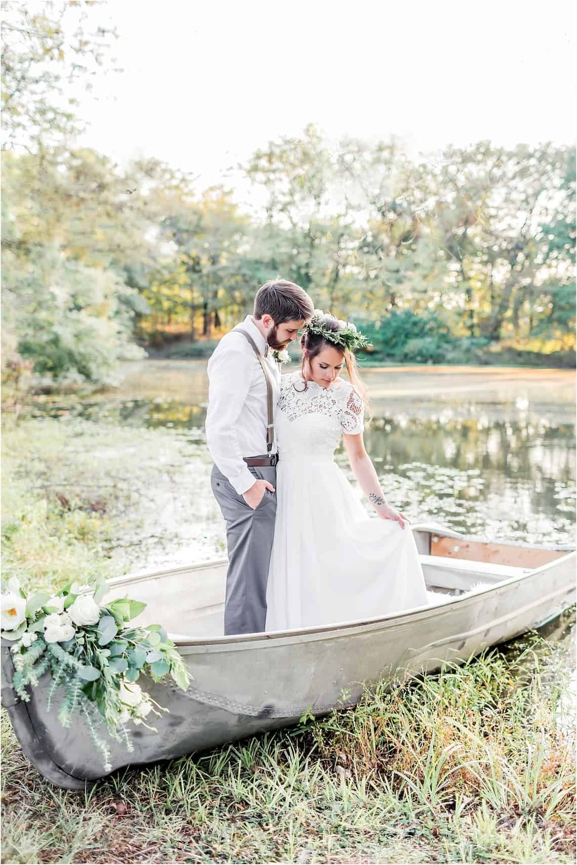 Lakeside Wedding in Missouri