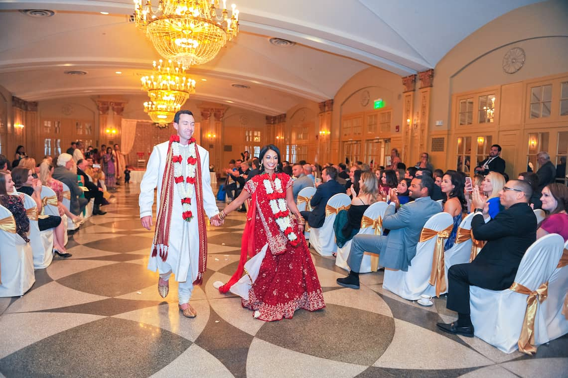 Multicultural Hindu Wedding