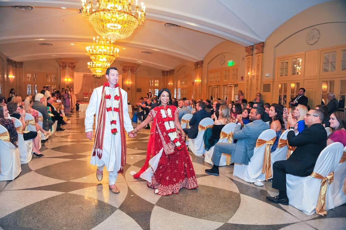 Multicultural Hindu Wedding