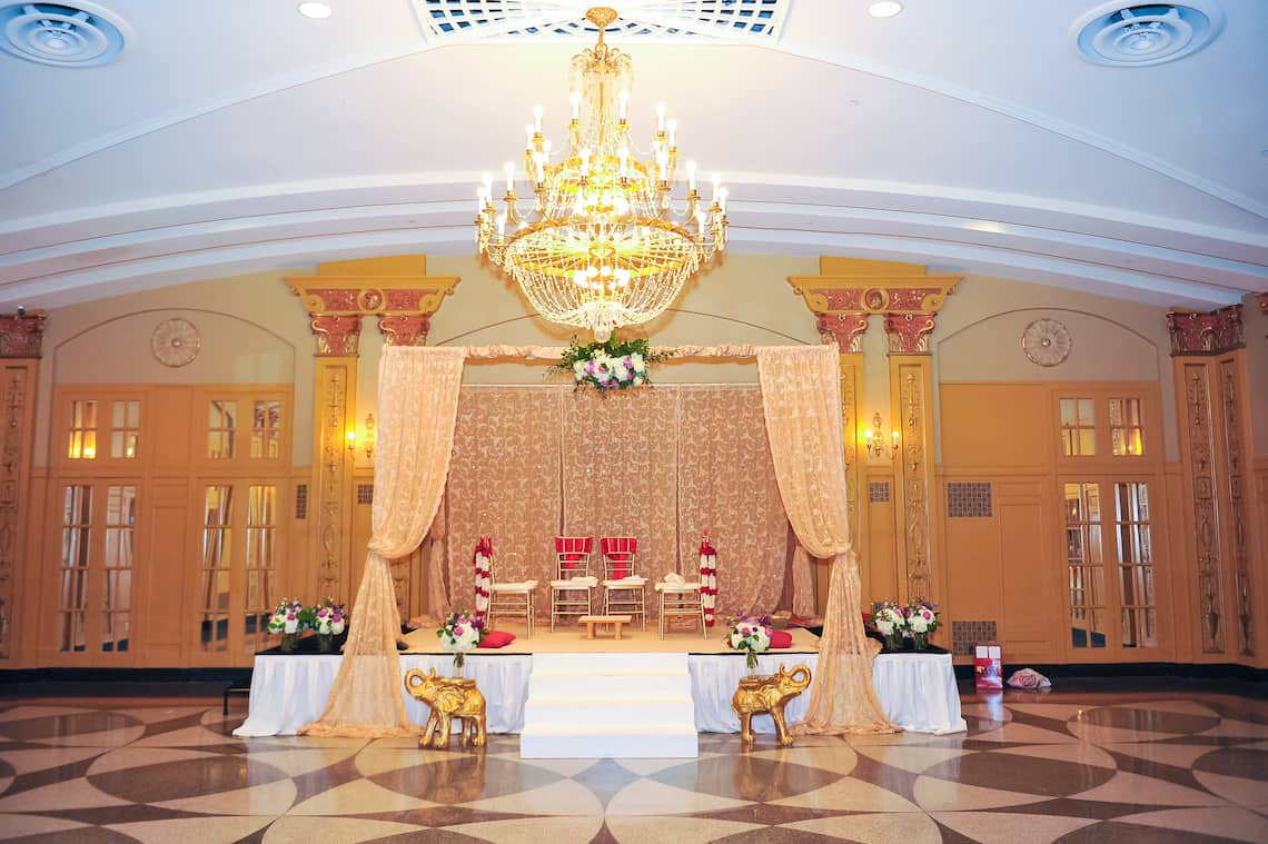 Multicultural Wedding at the Hilton President