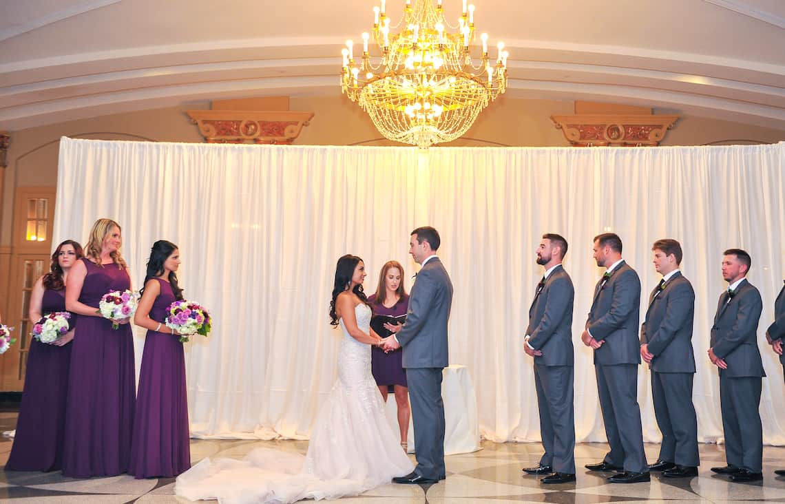 Wedding at the Hilton President