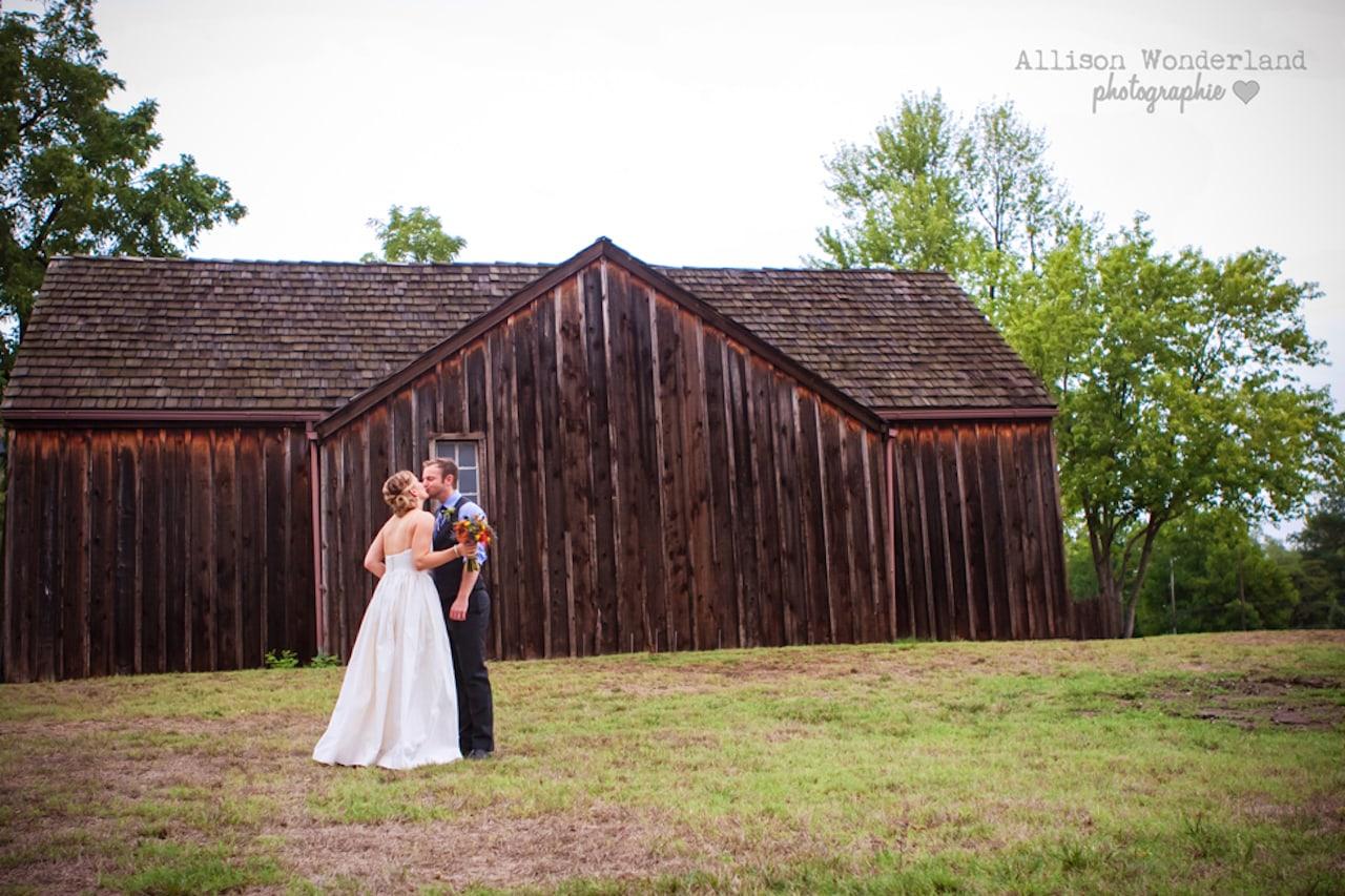 Alexandra Majors Barn - Wedding Venue