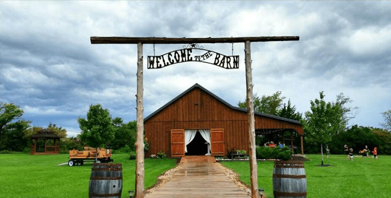 Mellons Farm Wedding Venue