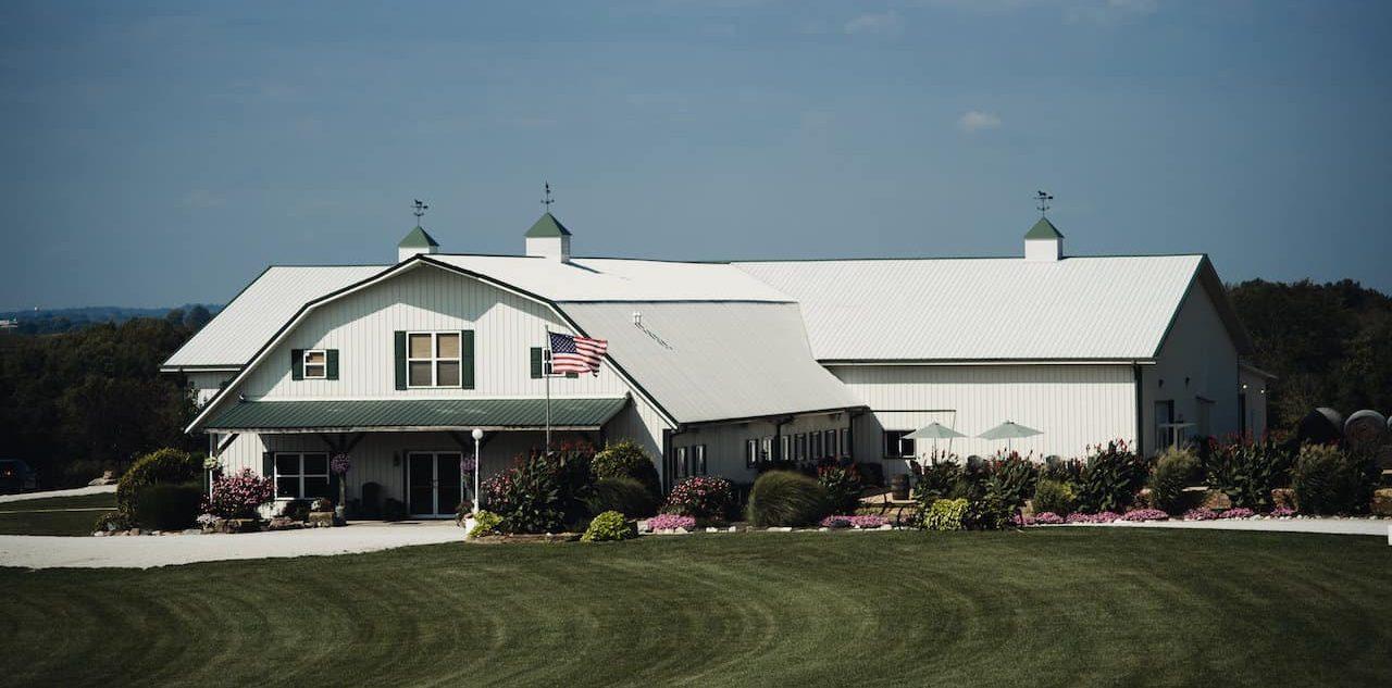 Berry Acres Barn Venue Kansas City