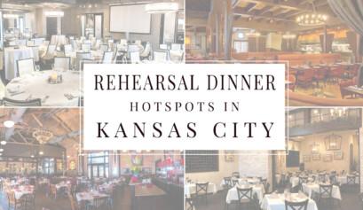 Rehearsal Dinner Hotspots