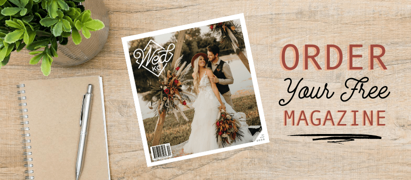 Order Your Free Issue of Wed KC Magazine