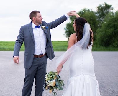 Jessica & Jake Bredemeier