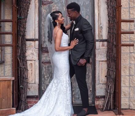 Altar Bridal Wedding Dress Kansas City building