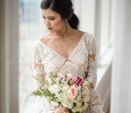 Altar Bridal Wedding Dress Kansas City flesh