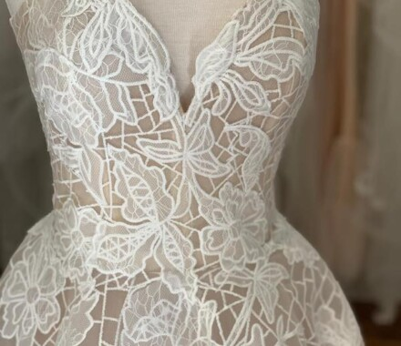 Altar Bridal Wedding Dress Kansas City front