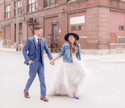 Altar Bridal Wedding Dress Kansas City west