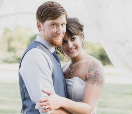 Angie Scott Photography kansas city wedding photographer pose