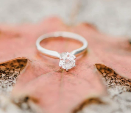 Angie Scott Photography kansas city wedding photographer ring