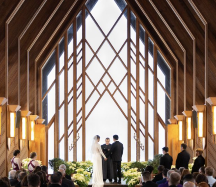 Bailey Pianalto Photography kansas city wedding photographer chapel