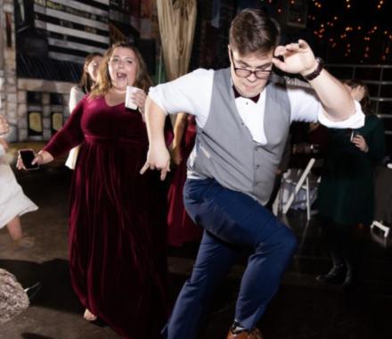 Bailey Pianalto Photography kansas city wedding photographer dance