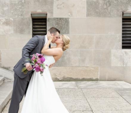 Bailey Pianalto Photography kansas city wedding photographer dip