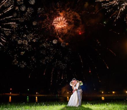 Berry Acres Wedding Venue Kansas City boom