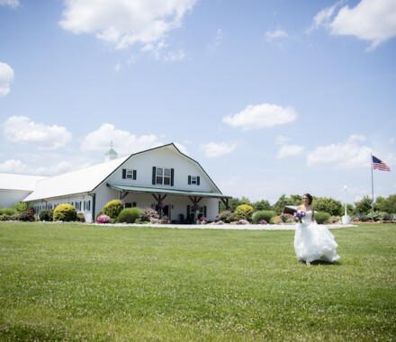 Berry Acres Wedding Venue Kansas City wide