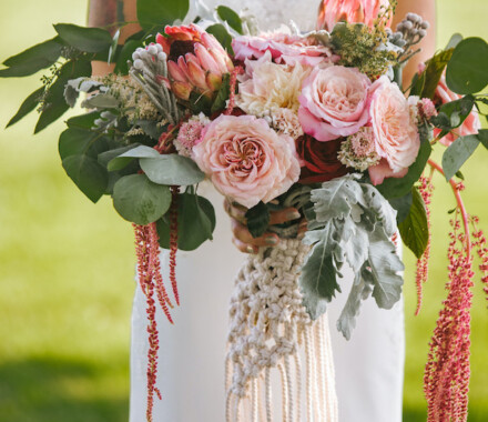 Blush & Blossoms Wedding Florist Kansas City flowers