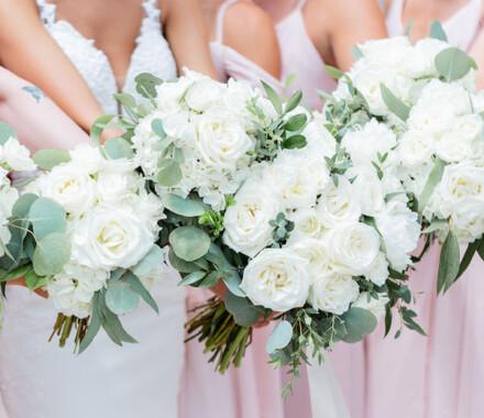 Botanical Floral Design Wedding Florist Kansas City close up