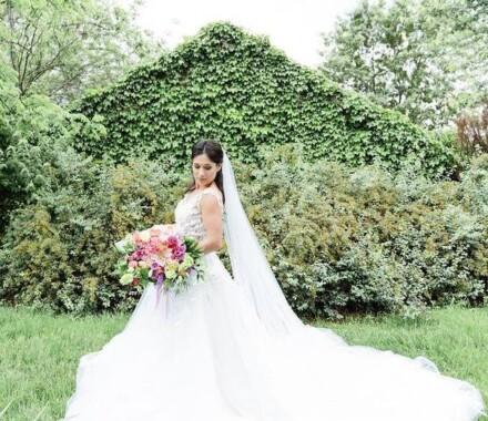 Botanical Floral Design Wedding Florist Kansas City hedge
