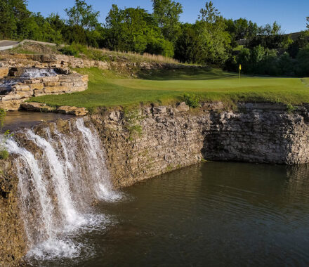 Canyon Farms Golf Club Kansas City Wedding Venue golf