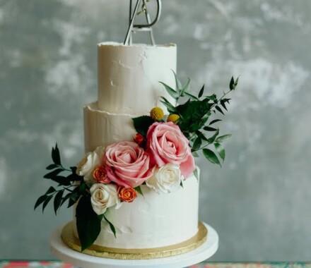 Clever Cakes Wedding Dessert Kansas City cake