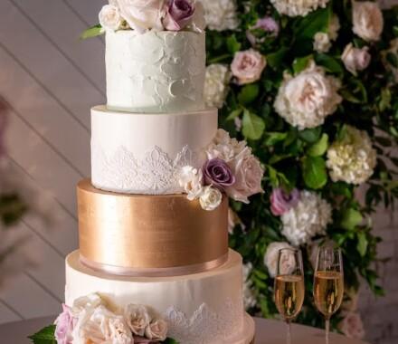 Clever Cakes Wedding Dessert Kansas City flowers