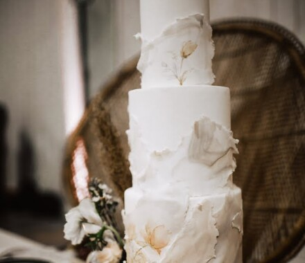 Clever Cakes Wedding Dessert Kansas City tan