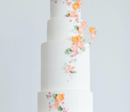 Clever Cakes Wedding Dessert Kansas City vibrant